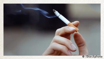 Deutschkurse   Wortschatz   WBS_Foto_rauchen