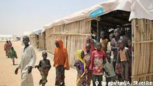 Nigeria UN Camp in Maiduguri