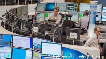 Ο δείκτης Dow Jones στη Νέα Υόρκη ήταν πρότυπο για τη Φρανκφούρτη