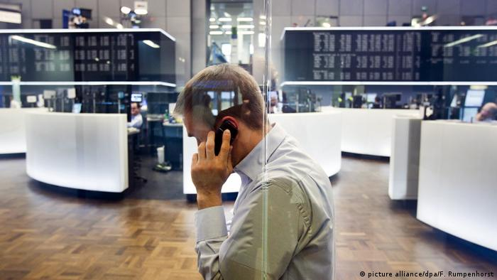 German stocks recoup losses from collapse of coalition talks