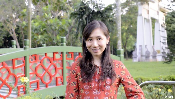 Audrey Jiajia Li (IWMF)