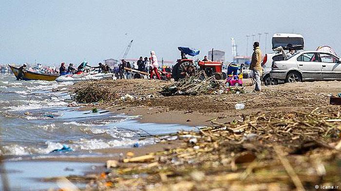 Iran Umweltverschmutzung (icana.ir)