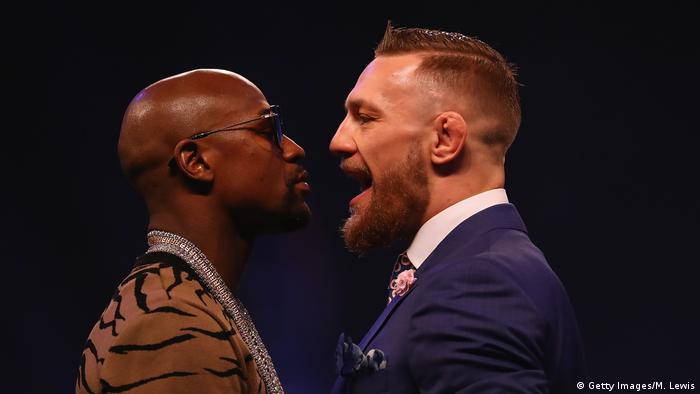 Boxen Floyd Mayweather Jr. v Conor McGregor World Press Tour - London (Getty Images/M. Lewis)