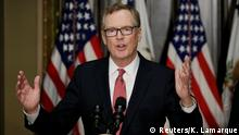 USA Washington - Robert Lighthizer nach Amtseinführung