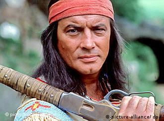 Pierre Brice kao Winnetou