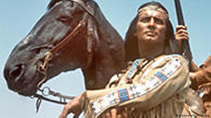 Pierre Brice Winnetou (Foto: picture-alliance/ dpa)