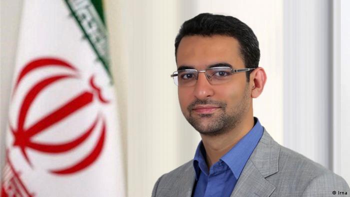 Iran neuer Kommunikationsminister Mohammad Javad Azari Jahromi