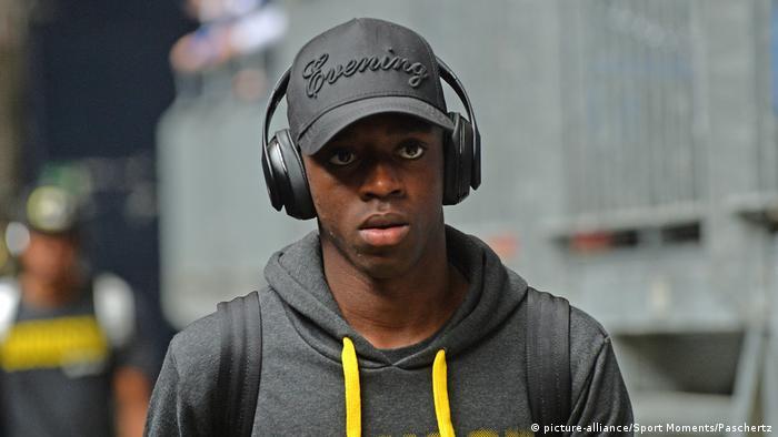 Fußball Bundesliga Ousmane Dembele FC Schalke 04 - Borussia Dortmund