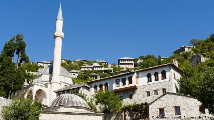 Bosnia Herzegovina - Pocitel (picture-alliance/E. Ciccomartino/R.Har)