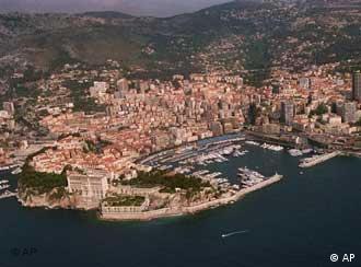 Schauplatz des spektakulärsten Formel-1-Rennens: Monaco