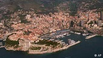 The Monaco principality