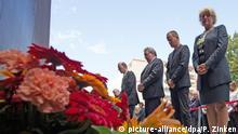 Berlin Gedenken an die Opfer des Mauerbaus