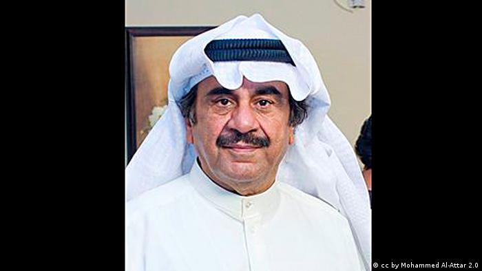 الفنان الكويتي الراحل عبدالحسين عبدالرضا