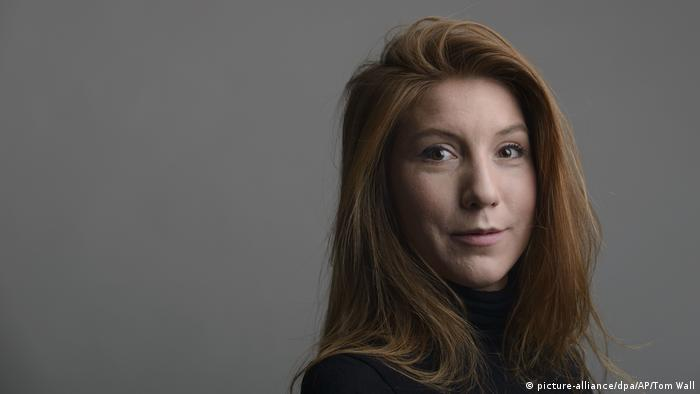 Swedish Journalist Kim Wall (picture-alliance/dpa/AP/Tom Wall)