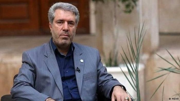 Iran Ali Asghar Mounesan Chef Kulturelles Erbe und Tourismus