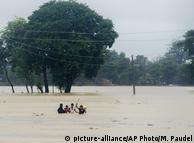 Повінь у Непалі унаслідок мусонних дощів