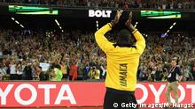 16th IAAF World Athletics Championships London 2017 Usain Bolt