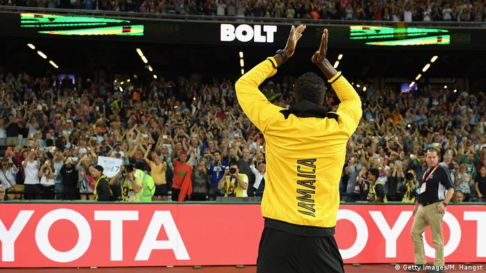 16th IAAF World Athletics Championships London 2017 Usain Bolt (Getty Images/M. Hangst)