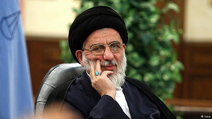Iran - Mahmoud Hashemi Shahroudi (Isna)