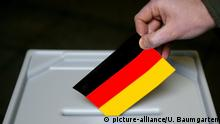 Deutschland Wahlen Symbol
