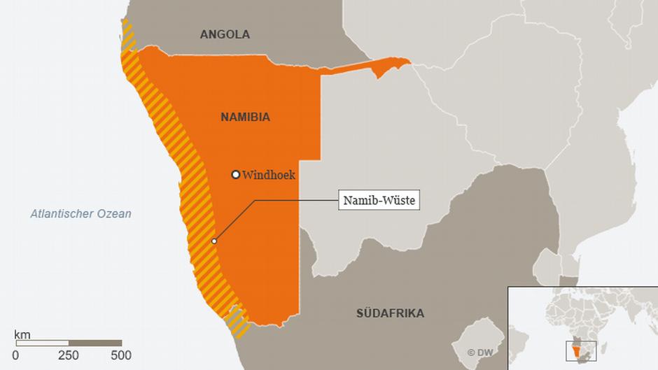namib wüste karte Namib Wüste Karte | Karte