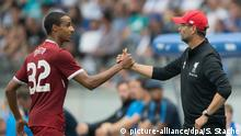 Fußball Hertha BSC - FC Liverpool 0:3