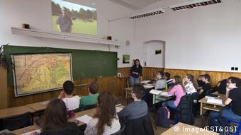 Schulklasse in Budapest (Foto: Imago/EST&OST)