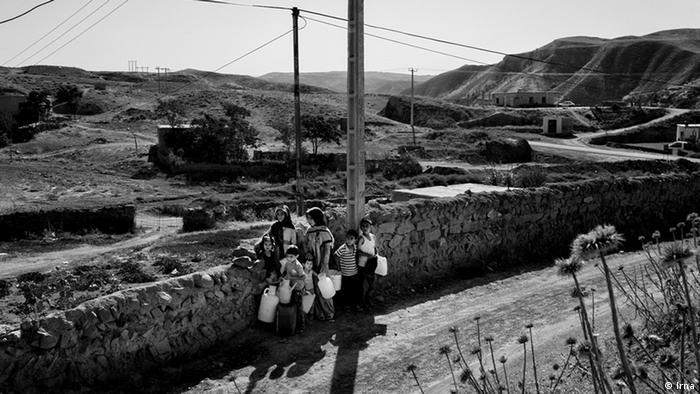 Iran - Wasserkrise im Nordosten Irans (Irna)