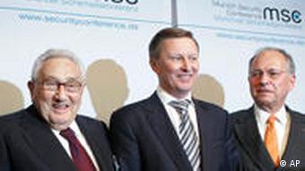 Sicherheitskonferenz in München