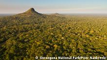Mosambik - Gorongosa National Park