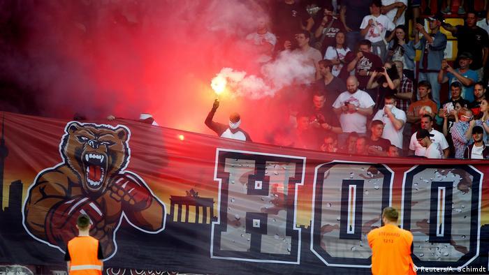 DFB -Pokal BFC Dynamo vs. FC Schalke 04 (Reuters/A. Schimdt)