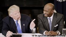 USA Donald Trump und Kenneth Frazier