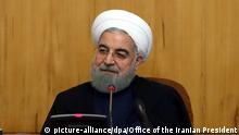 Iran Hassan Ruhani (picture-alliance/dpa/Office of the Iranian President)