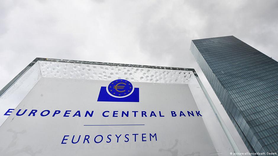 Deutschland EuropA¤ische Zentralbank (EZB) in Frankfurt am Main