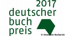 Logo German Book Prize 2017 (Deutscher Buchpreis)