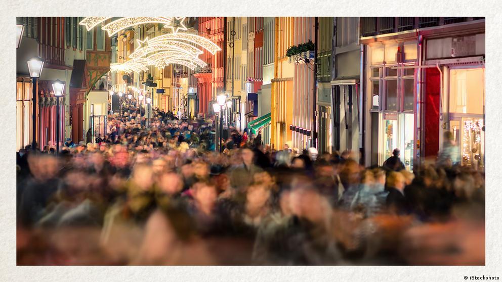 Deutschkurse | Wortschatz | WBS_Foto_Einkaufsstraße