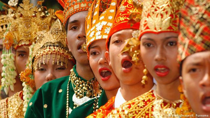 Tag der indonesischen Unabhängigkeitserklärung am 17. August 1945