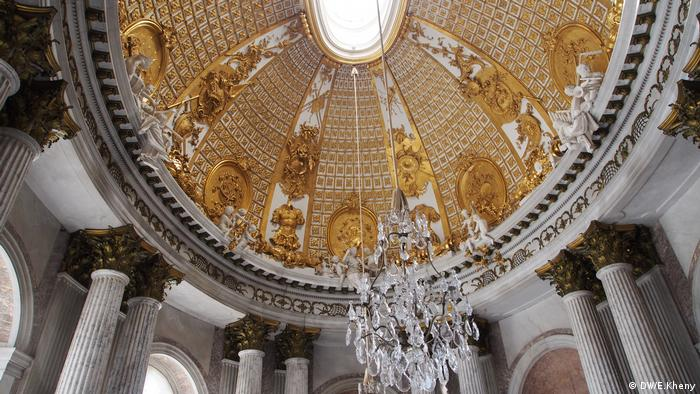 Schloss Sanssouci (DW/E.Kheny)