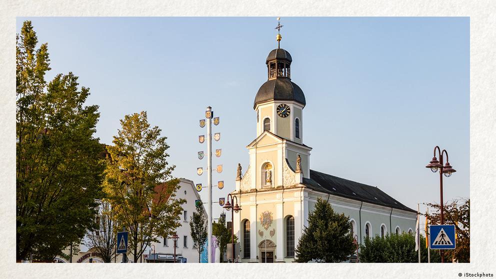 Deutschkurse | Wortschatz | WBS_Foto_Kirche