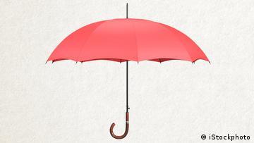 Deutschkurse   Wortschatz   WBS_Foto_Regenschirm