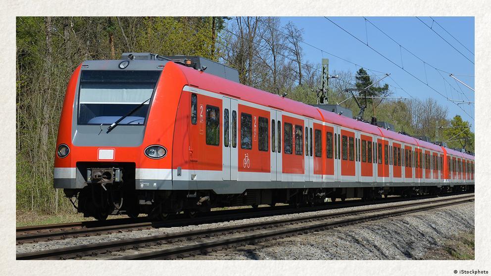 Deutschkurse | Wortschatz | WBS_Foto_S-Bahn