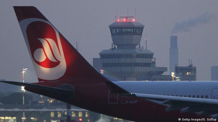 Air Berlin passenger plane