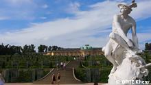 Thema: Schloss Sanssouci Fotografin: Eesha Kheny/DW