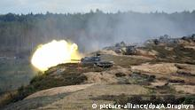 Russian military exercises (picture-alliance/dpa/A.Druginyn)