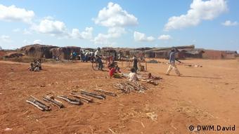 Mosambik Menschen Registrierung