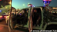 Libyen Bengasi Soldaten