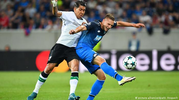 Champions League Qualifikation 1899 Hoffenheim - FC Liverpool (picture-alliance/dpa/U. Anspach)