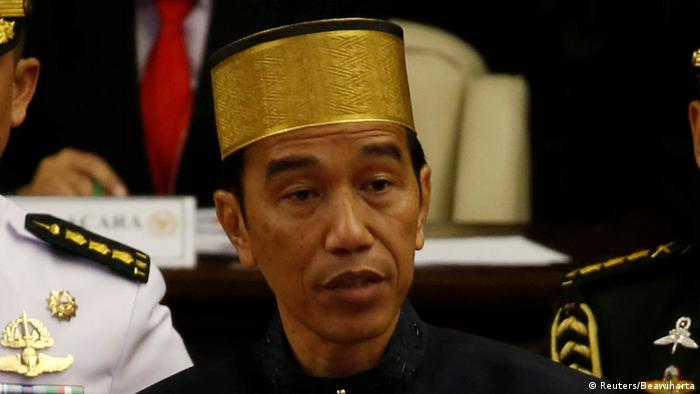 Indonesien Joko Widodo