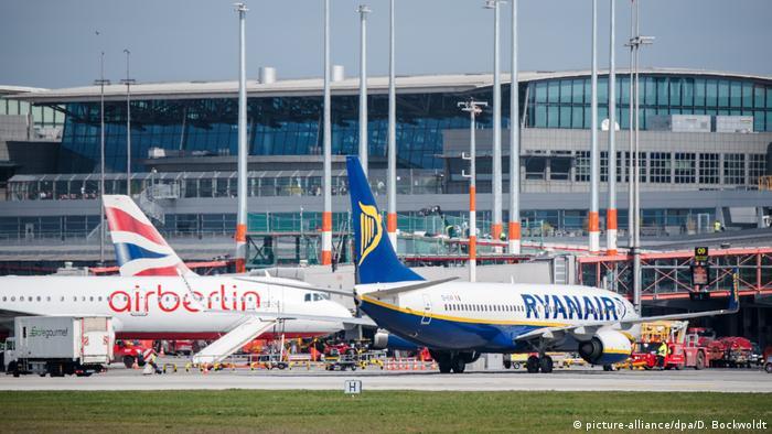Deutschland Jahres-Pk Hamburg Airport - Helmut Schmidt