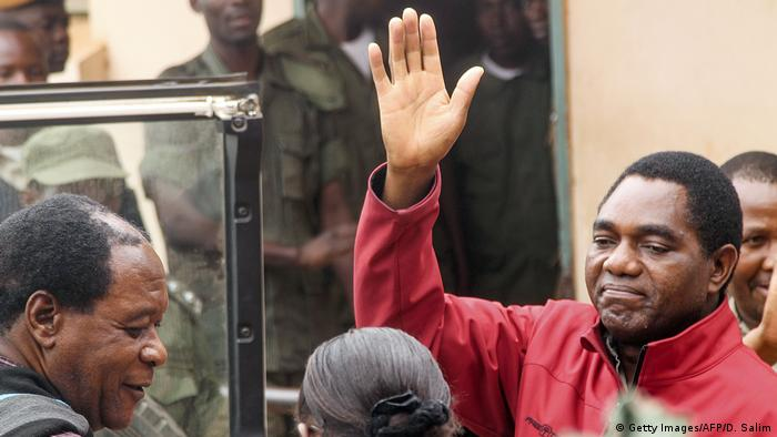 Image result for Hichilema